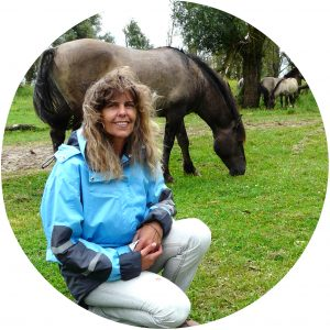 reader healer Anita Poelman
