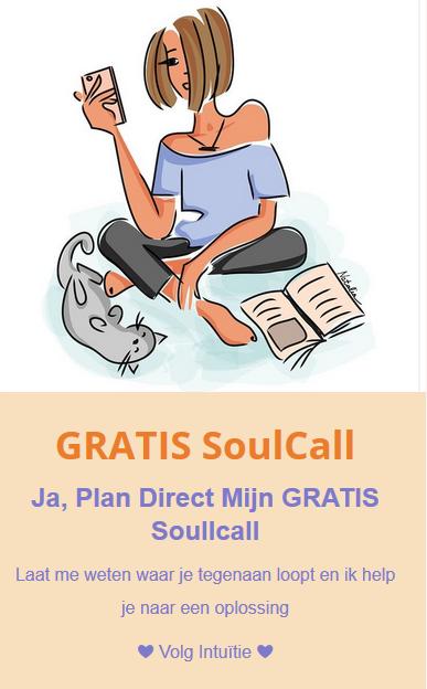 Gratis Soulcall met Healer Anita Poelman inplannen
